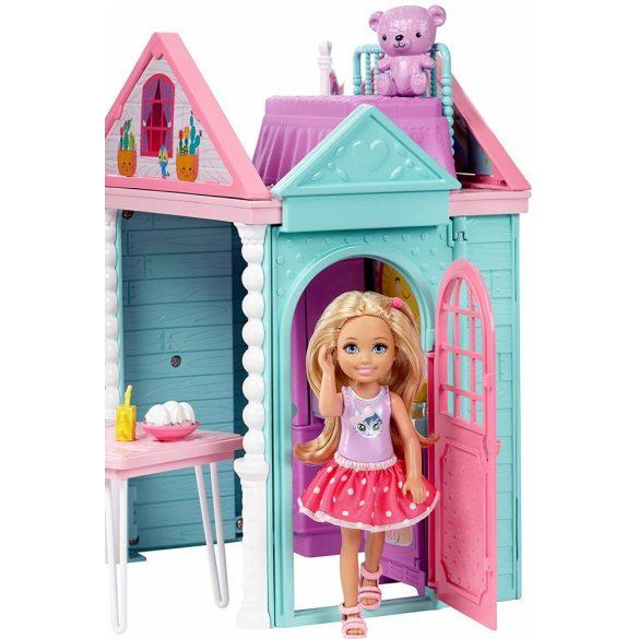 Barbie - Chelsea Klubháza