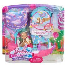Barbie: Dreamtopia - Chelsea léghajóval
