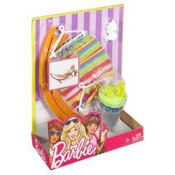Barbie kerti bútorok kiegészítőkkel - Függőágy