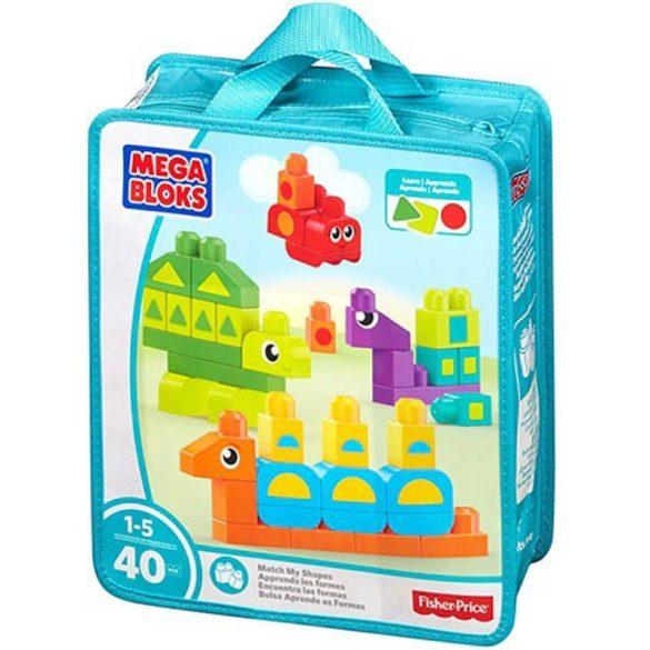 Fisher-Price Mega Bloks Formakereső építőzacskó