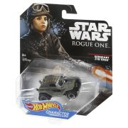 Hot Wheels Star Wars Rogue One kisautó - SERGEANT JYN ERSO