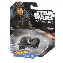 Hot Wheels Star Wars Rogue One kisautó - SERGEANT JYN ERSO