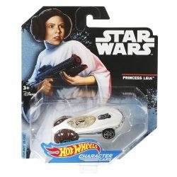 Hot Wheels Star Wars kisautó - PRINCESS LEIA