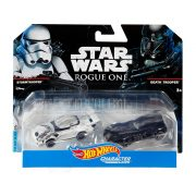 Hot Wheels Star Wars karakter kisautók 2 db-os csomag - Stormtrooper & Death Trooper