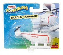 Fisher-Price Thomas Adventures mozdonyok - HAROLD