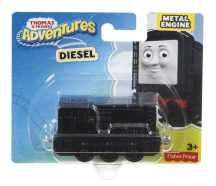 Fisher-Price Thomas Adventures mozdonyok - DIESEL