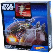 Hot Wheels Star Wars Csillaghajó közepes pály
