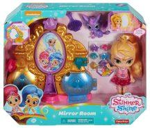 Shimmer & Shine Tükörszoba játékszett