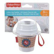 Fisher-Price Kávés pohár rágóka