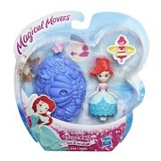 Disney Hercegnők - Little Kingdom Ariel Magical Movers figura
