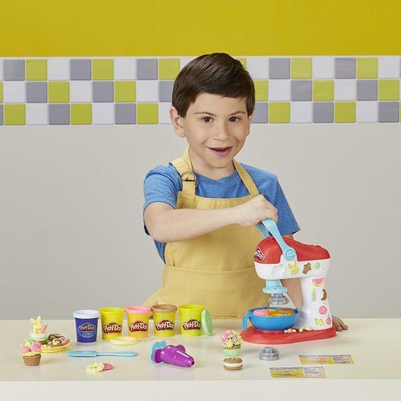 Play-Doh Kitchen Creations - Konyhai segéd gyurmakészlet