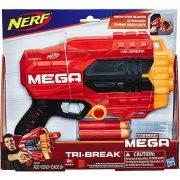 NERF N-Strike Mega Tri-Break szivacstöltény kilövő