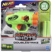 Nerf MicroShots ZombieStrike - Doublestrike szivacslövő fegyver