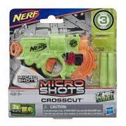 Nerf MicroShots ZombieStrike - Crosscut szivacslövõ fegyver