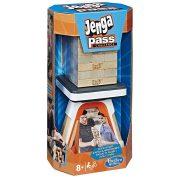 Jenga Pass kihívás társasjáték