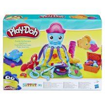 Play-Doh: Cranky a polip gyurmakészlet