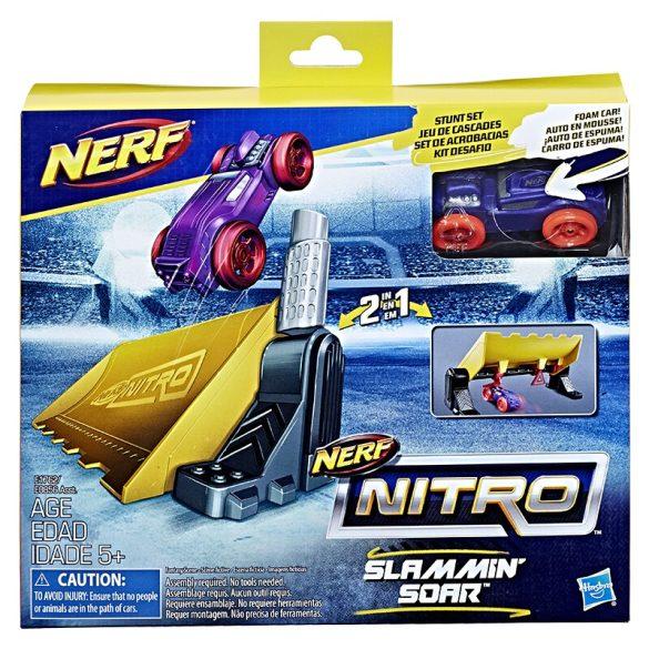 Nerf Nitro Slammin Soar kaszkadőr készlet
