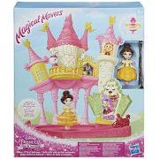 Disney Princess Pörgő-táncoló báli Belle játékszett
