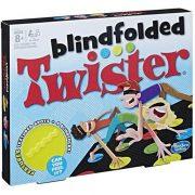 Twister bekötött szemmel ügyességi társasjáték