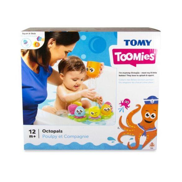 TOMY Polip pajtik fürdőjáték