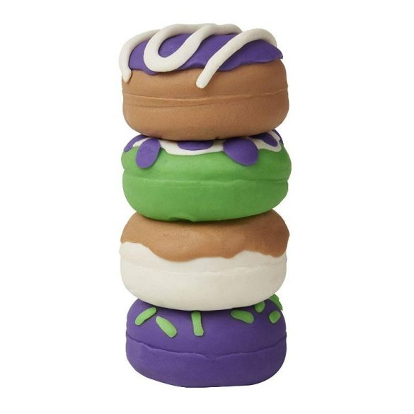Play-Doh falnivaló fánkok
