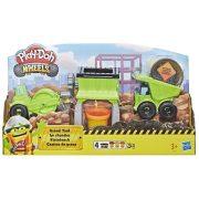 Play-Doh bányász szett