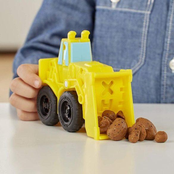Play-Doh Markoló és rakodó gyurmaszett