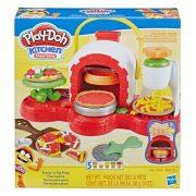 Play-Doh Kitchen Creations - Pizza készítő gyurmakészlet