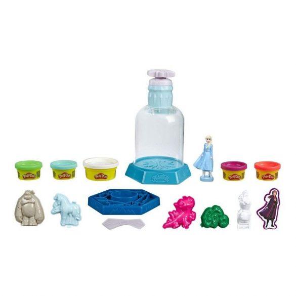 Play-Doh Jégvarázs 2 gyurmakészlet