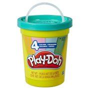 Play-Doh Vödrös gyurma készlet (8db-os) - Állatok