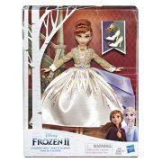 Jégvarázs 2 - Deluxe Anna hercegnő baba báli ruhában