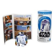 Star Wars Galaxy of Adventures - R2-D2 figura képregénnyel