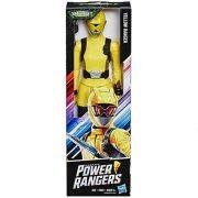 Power Rangers játék figura - Yellow Ranger (30 cm-es)