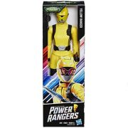 Power Rangers játékfigura - Yellow Ranger (30 cm)