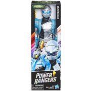 Power Rangers játékfigura - Silver Ranger (30 cm)