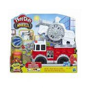 Play-Doh Tűzoltóautó játékszett