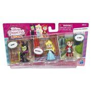 Disney Princess Comics 3 db-os figuraszett - Csipkerózsika története