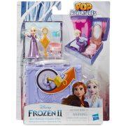Jégvarázs 2 Pop Adventures -Elza hálószobája játékszett Elza figurával