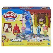 Play-Doh Öntetes fagylaltkészítõ gyurmakészlet