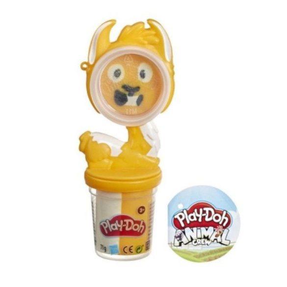 Play-Doh Tégelyes gyurma állatkás formával - Láma