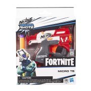 Nerf Micro Shots - Fortnite Micro TS szivacslövő fegyver