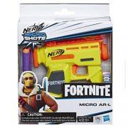 Nerf Micro Shots - Fortnite Micro AR-L szivacslövő fegyver