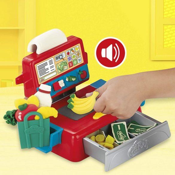 Play-Doh Szupermarket kassza gyurmakészlet