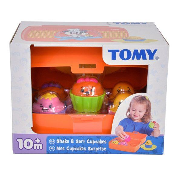 Tomy Muffin válogató bébijáték