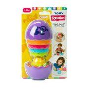 Tomy Toomies kukucska tojások - Lila