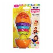 Tomy Toomies kukucska tojások - Narancssárga