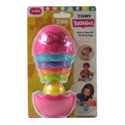 Tomy Toomies kukucska tojások - Rózsaszín