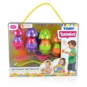 Tomy Tommies - Kukucska meglepetés tojáskák kanálon