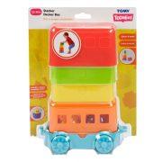 Tomy Toomies - Kukucska tojáskák emeletes busz