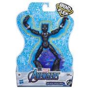 Marvel Bosszúállók Bend & Flex játék figura - Fekete Párduc (15 cm)
